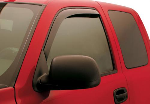 Trail FX In-channel Rain Guards: Smoke
