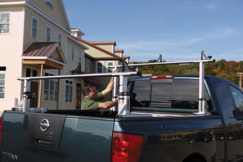 Thule Xsporter Multi-Height Aluminum Truck Rack