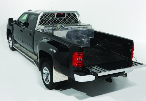 DeeZee Diamond Plate Running Boards