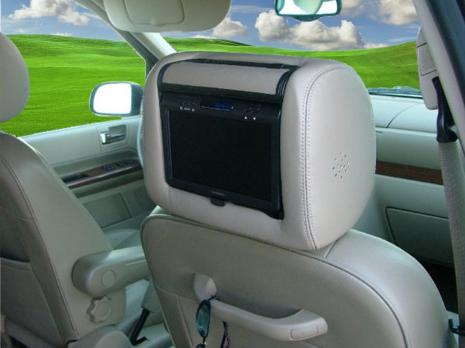 HEADREST MONITOR SYSTEMS: Vehicle Specific