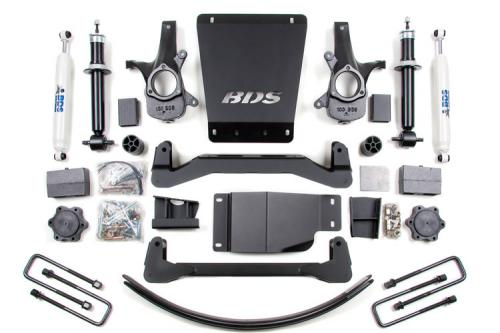 "6"" Suspension Lift Kit - Chevy/GMC 4WD 1500 Pickup"