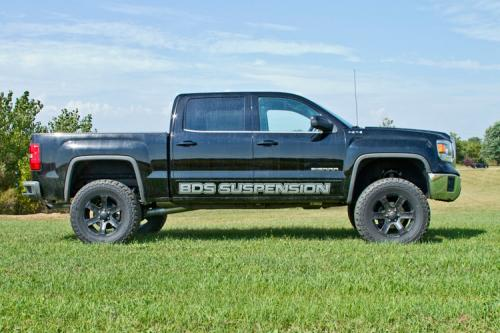 "6"" Suspension Lift Kit - Chevy/GMC 1500 4wd (2014)"