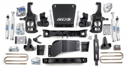 "6-1/2"" Suspension Lift Kit - Chevy/GMC"