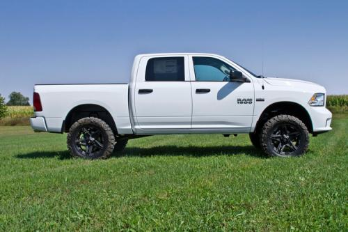 "6"" Suspension Lift Kit - 2013 - 2014 Dodge 1500 4WD"