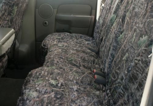 True Timber Camo Seat Covers