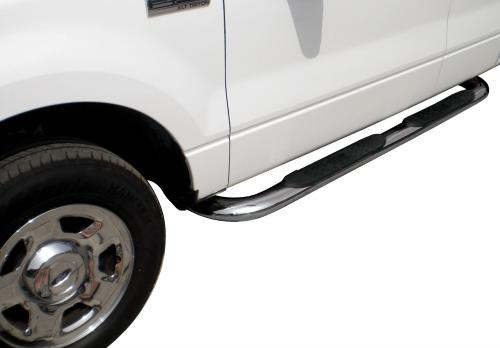 Westin Oval Platinum Side Bars